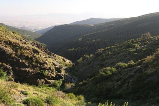 Day 3 - the spectacular valley of Arroyo de los Castaños