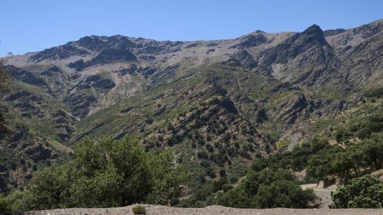 Day 1 - Cerro Buitre and Peña Hordadada