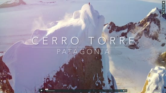 Climbing Cerro Torre in books & videos