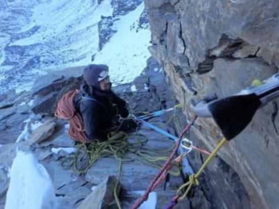 Mountaineering route 7