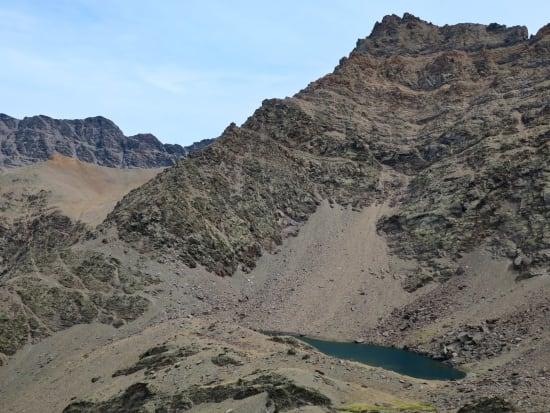Laguna Larga and Puntal de la Caldera