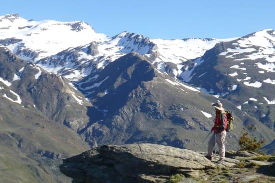 Climbing the peaks