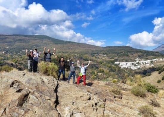 Favourite Walks in Las Alpujarras