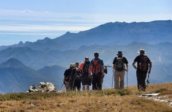 Walking and Hiking Holidays Alpujarras