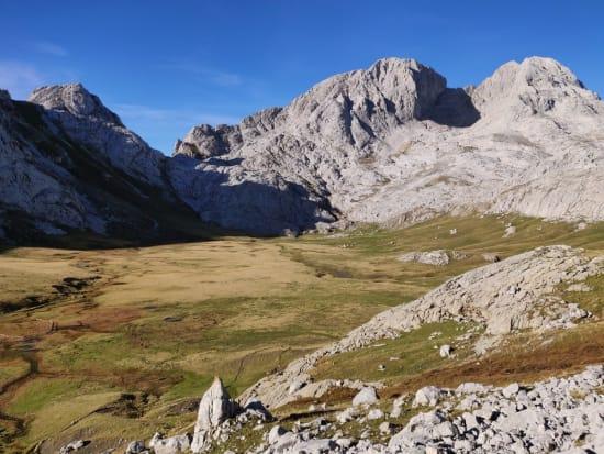 Valley above Fuente De