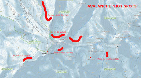 ski touring avalanche risks