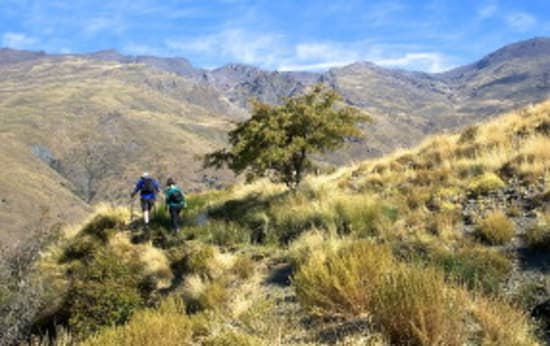 Week long Alpujarras walking holiday