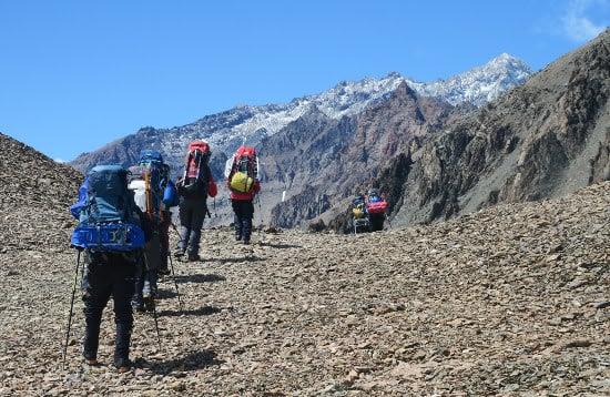 Paso del Viento and Icecap viewpoint