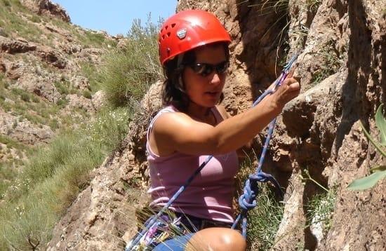 Rock Climbing in Granada