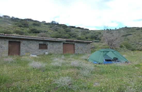 Trek and Wild Camp along the Sulayr GR240
