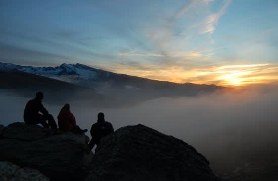 Picos de Europa sunsets