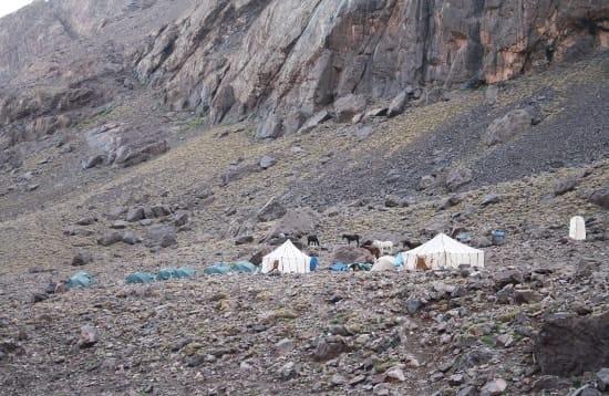 Atlas Mountains Toubkal