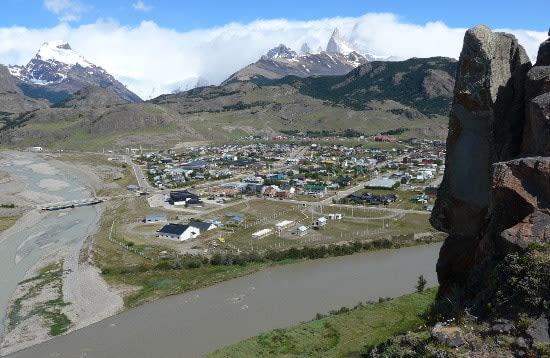 North of El Chalten