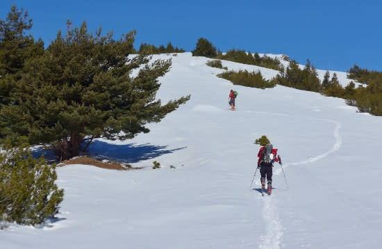 Ski Tours Sierra Nevada