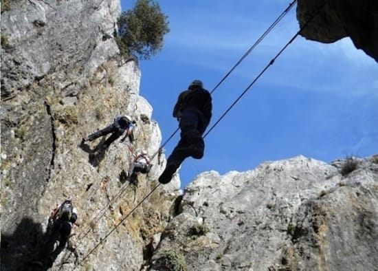 Benadalid Via Ferrata