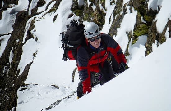 Mountaineering Course Spain