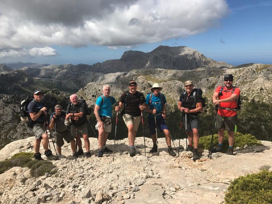 Summit of Massenella
