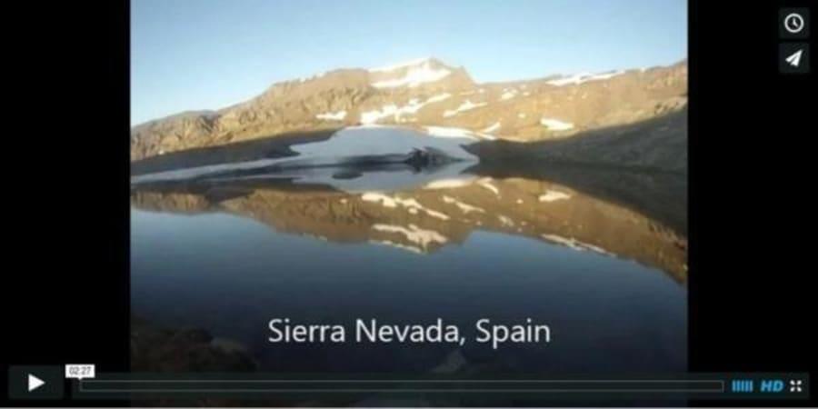 wild camping sierra nevada video