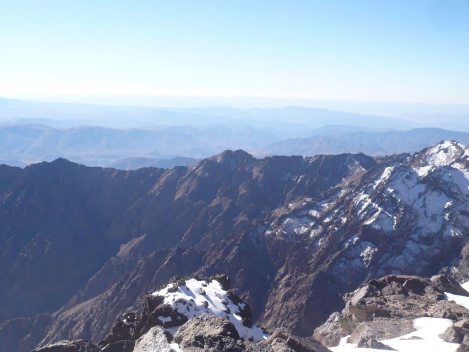 Toubkal, Atlas Mountain Views