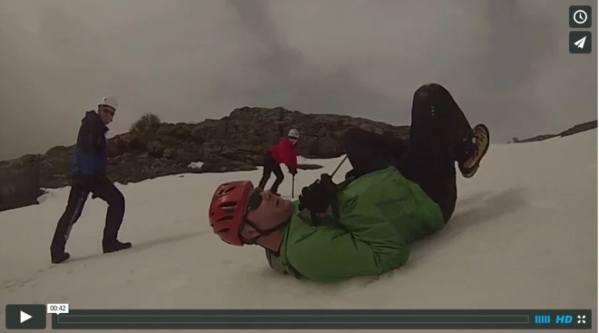 winter skills course video