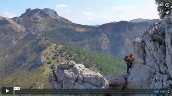 scrambling in andalucia video