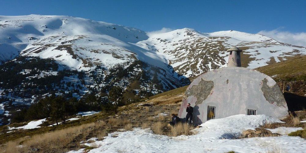 The Refugio Cebollar and Tajos de los Machos