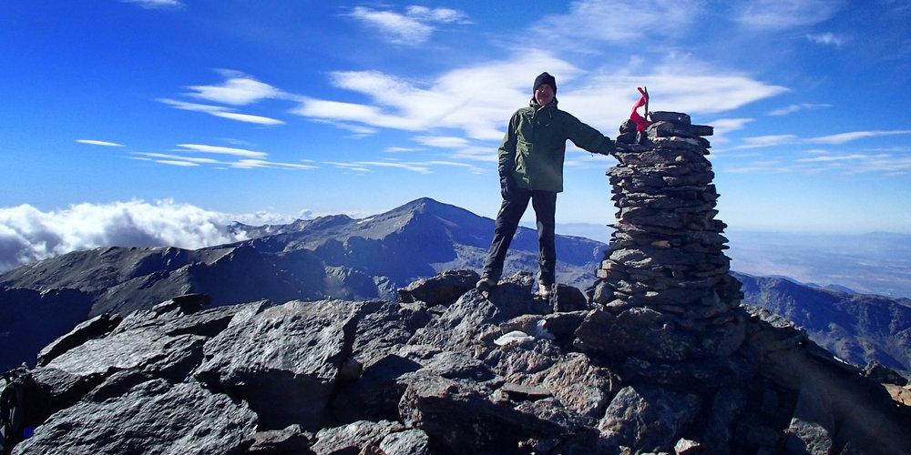 Trek Alpujarras to Guejar Sierra via Alcazaba & Puntal Vacares