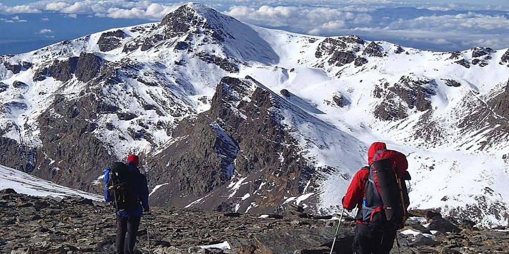 Cerro de Caballo from near Cerrillo Redondo