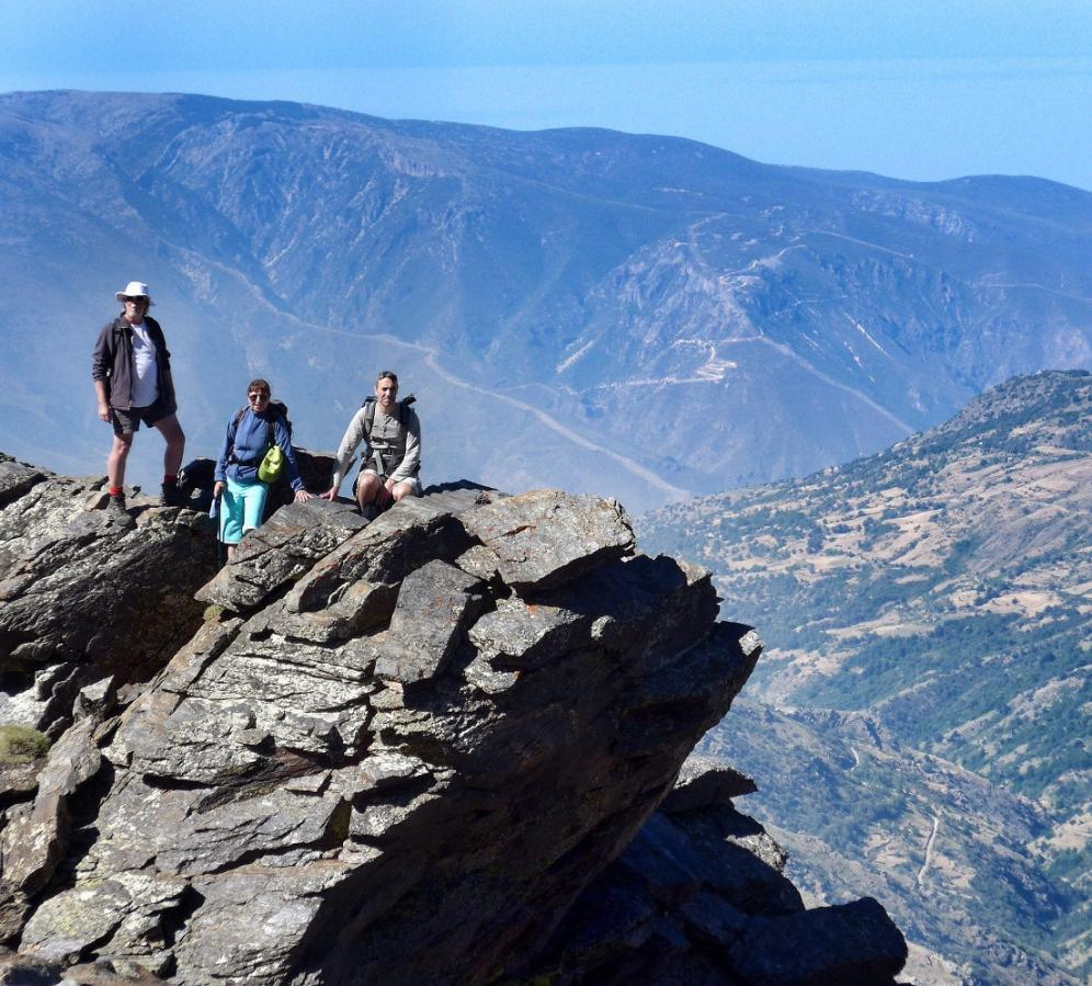 The Spanish 3 Peaks Challenge