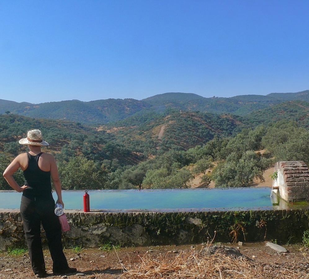 Walking in the SIerra Morena