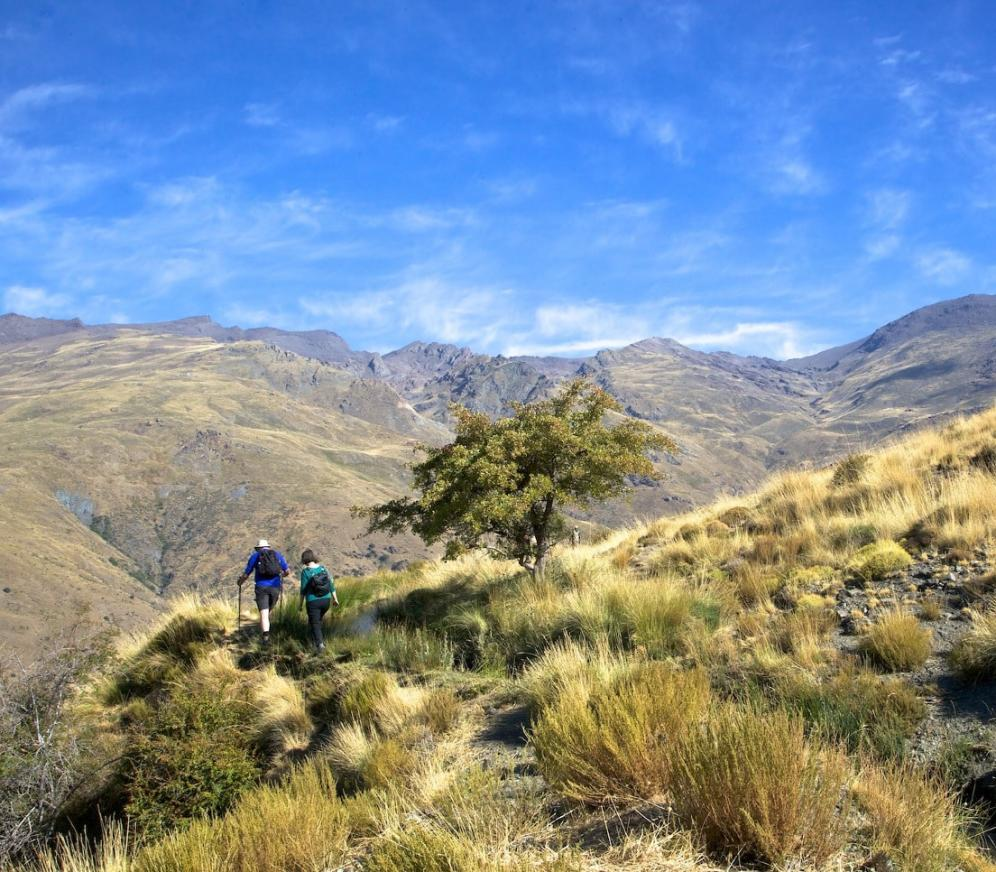 Day Walks Around the Baranco de Poqueira
