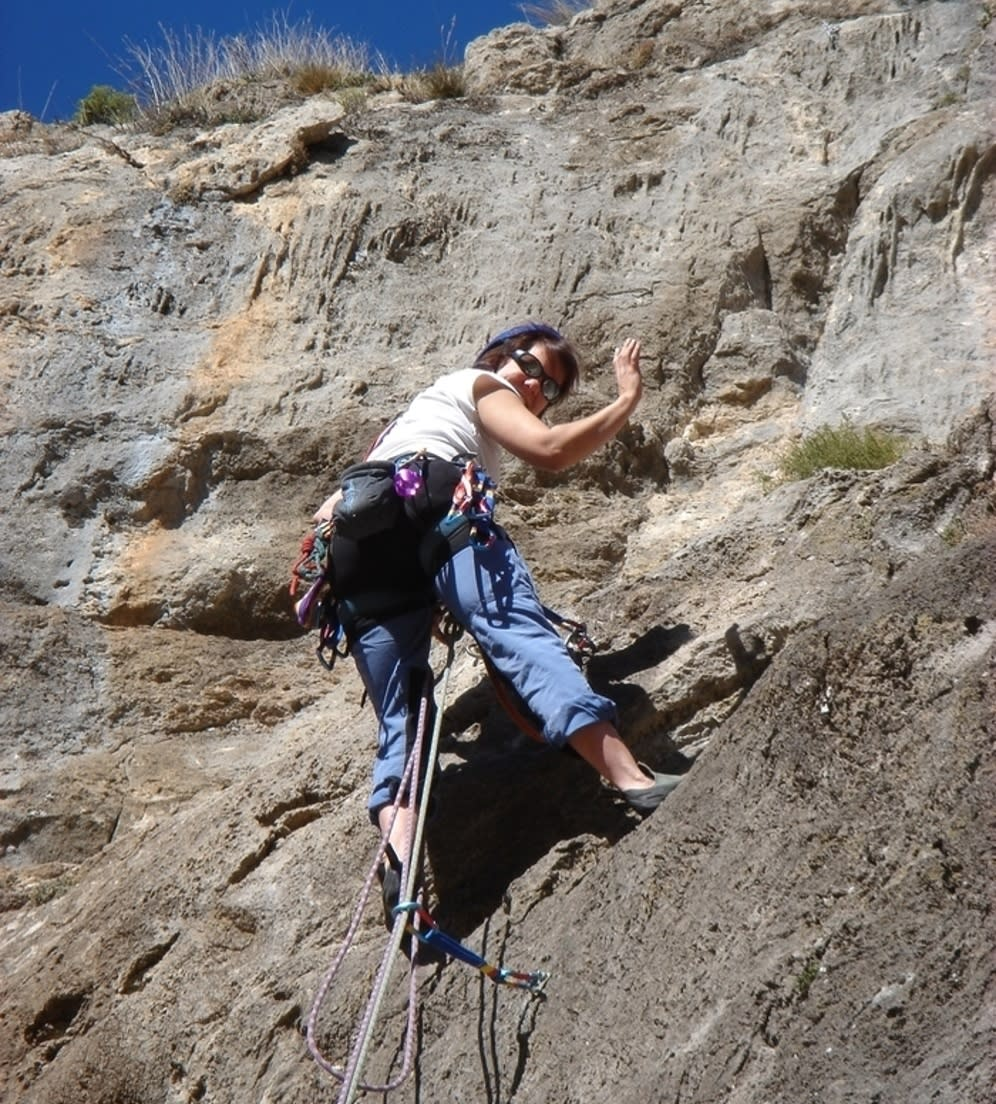Beginner Rock Climbing Course Costa del Sol