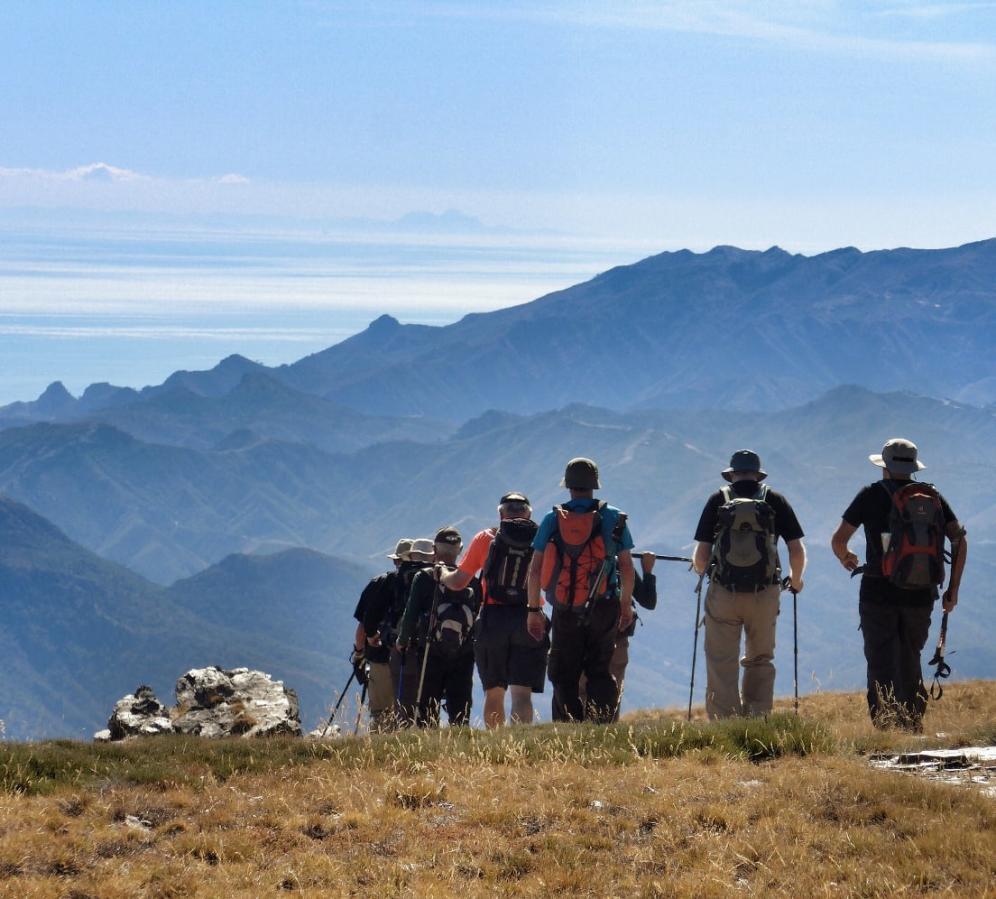 Superb Group Walking &