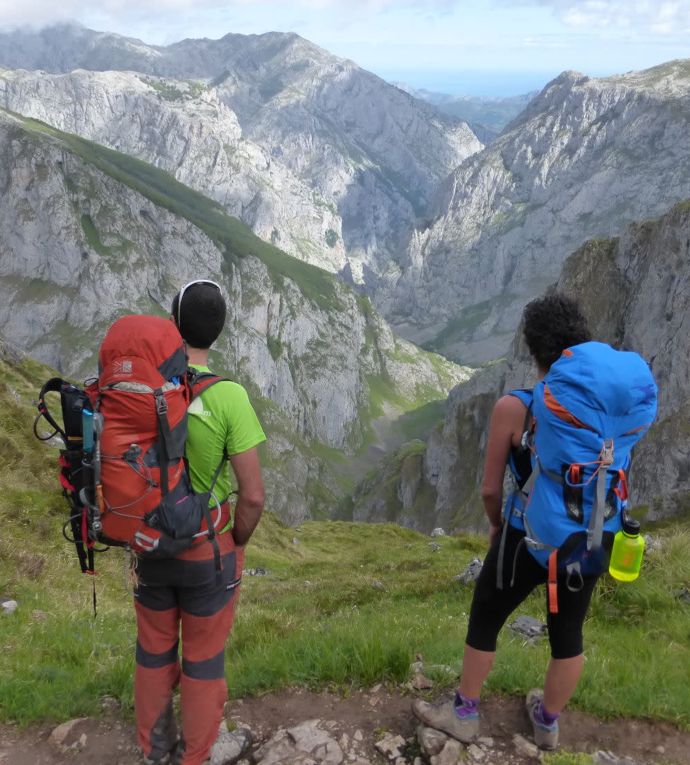5 days glorious trekking in the Picos de Europa