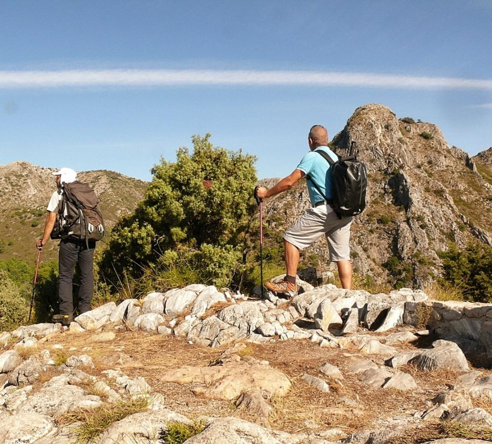 Walking tours Sierra de las Nieves