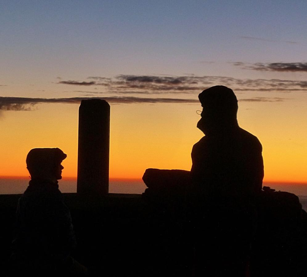 A Mulhacen Sunset