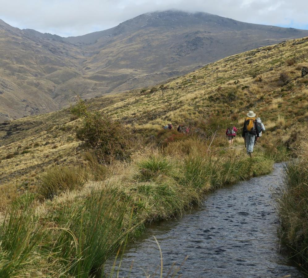 Rivers of Las Alpujarras