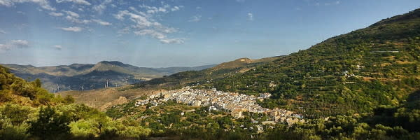Accommodation in Lanjaron in the Alpujarras