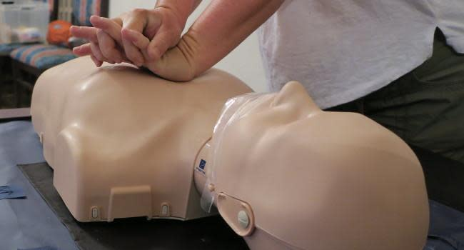CPR extends the window of opportunity for resuscitation - greatly increasing the patient's chances of survival