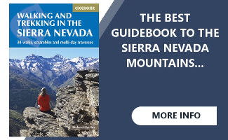 Best guide book to the Sierra Nevada