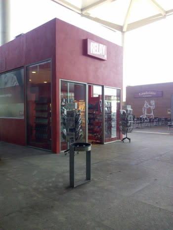 Malaga airport meeting point