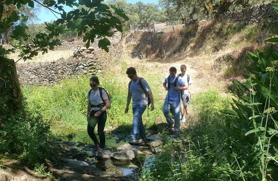 Hiking in Seville Province