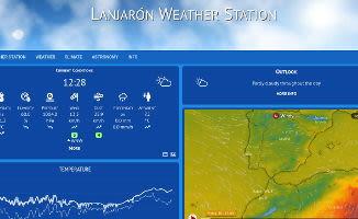 Lanjaron Alpujarras Weather Station