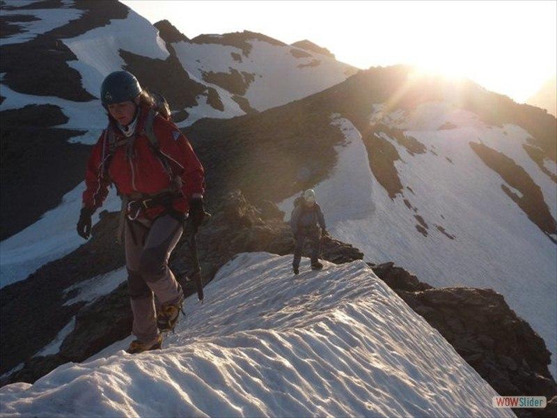 Alpine Ridges Sierra Nevada, Spain Slide 1