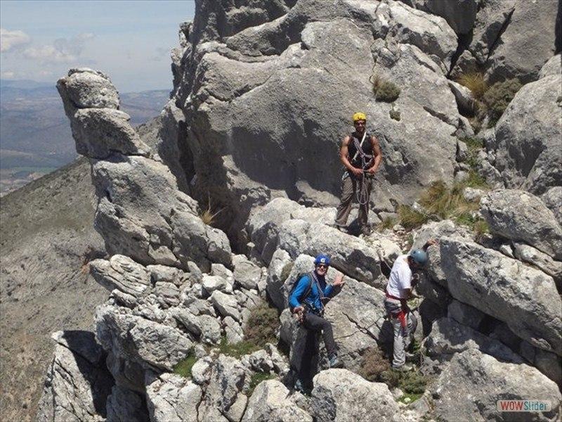 Alpine Ridges Sierra Nevada, Spain Slide 3