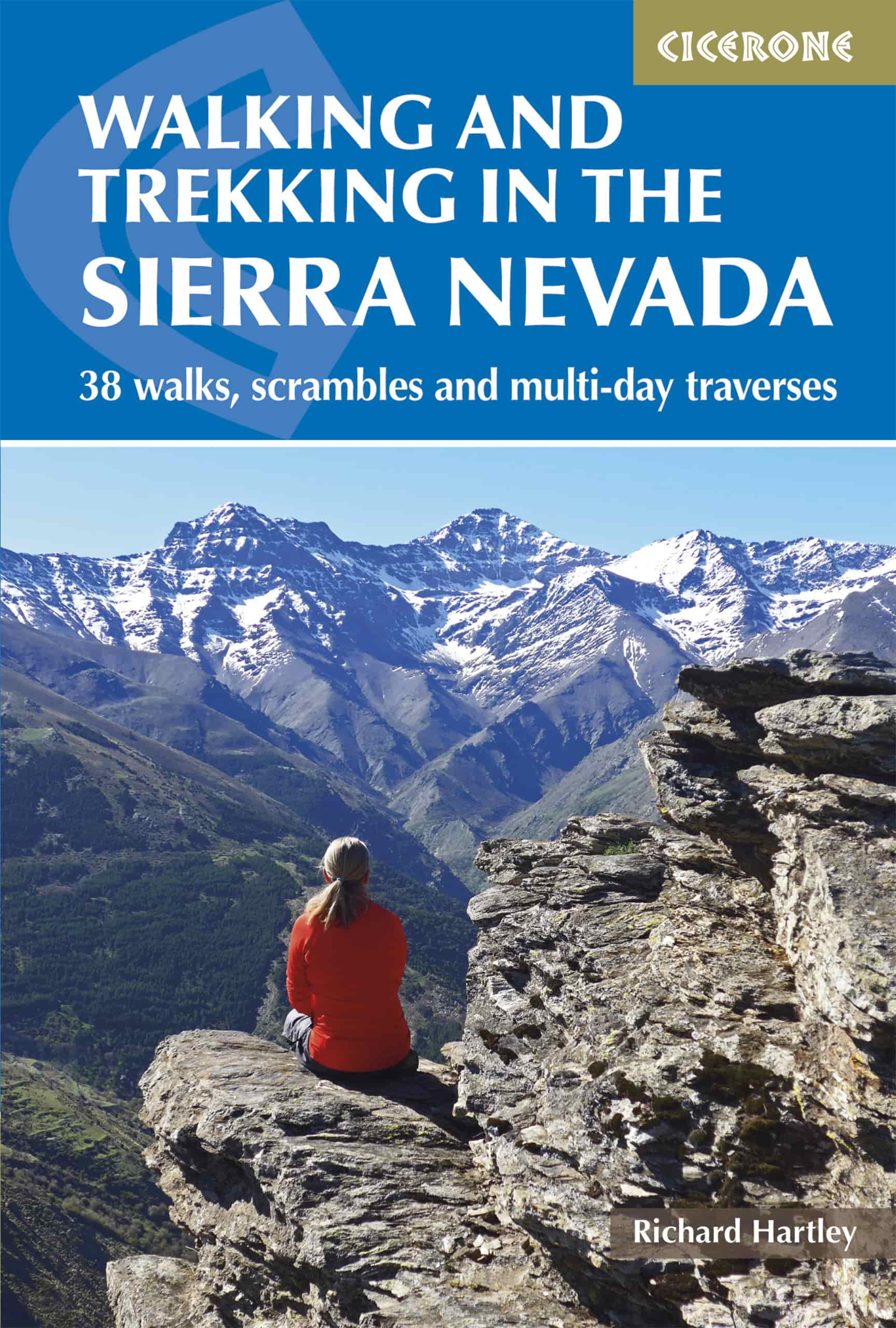 Buy the Sierra Nevada Guidebook Spain