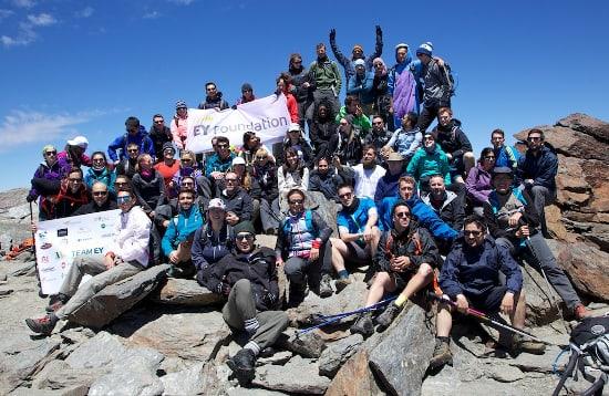 3 Peaks Challenge for Charity Spain