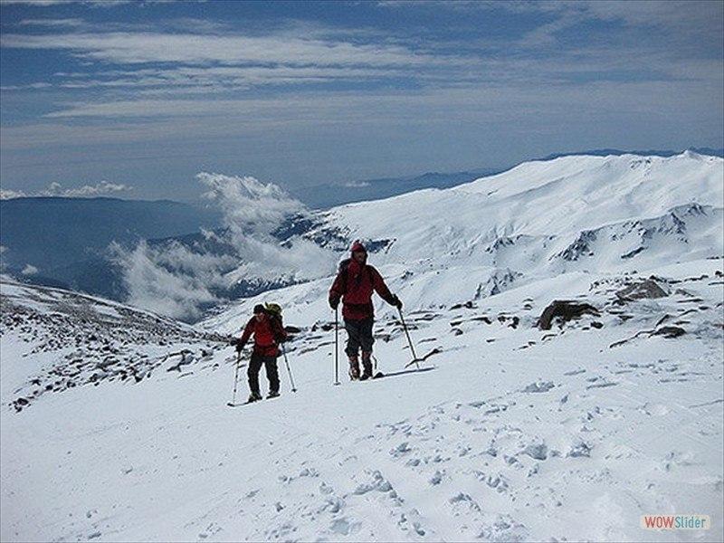 Sie Touring Sierra Nevada Slide 1