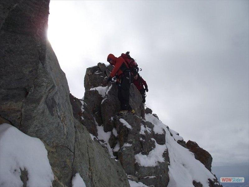 Alpine Ridges Sierra Nevada, Spain Slide 2