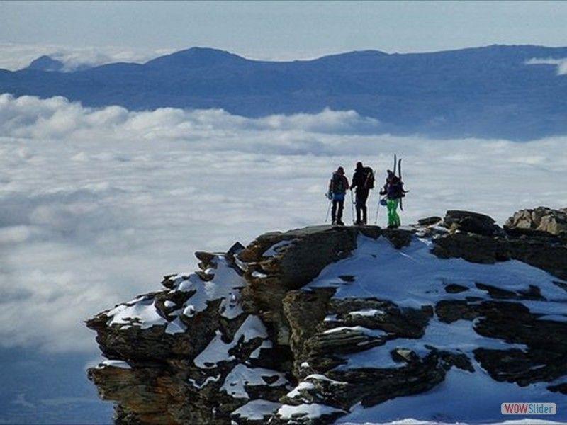 Sie Touring Sierra Nevada Slide 4